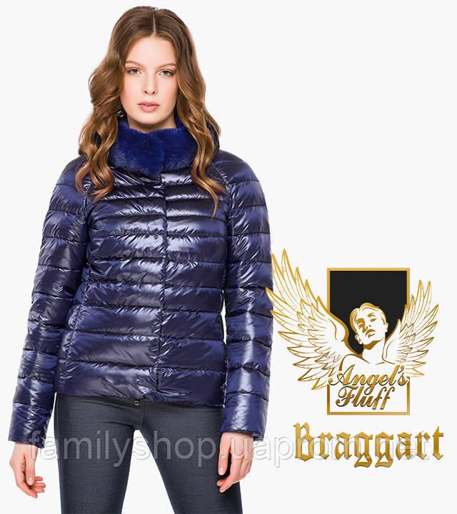 Braggart Angel's Fluff 40267 | Женский весенне-осенний воздуховик фиолетовый