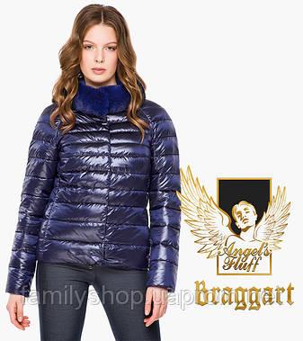 Braggart Angel's Fluff 40267 | Женский весенне-осенний воздуховик фиолетовый, фото 2
