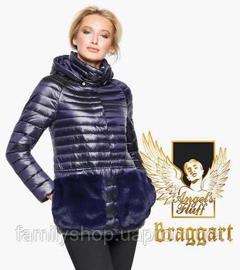 Braggart Angel's Fluff 15115   Женский воздуховик весенне-осенний фиолетовый, фото 2