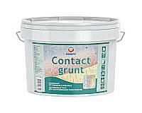Грунт с кварцевым песком ESKARO CONTACT GRUNT адгезионный 12 кг