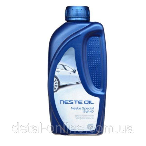Моторное масло Neste Special 15W-40/1 1 литр