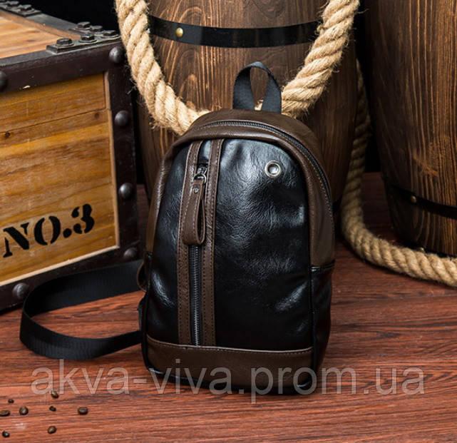Стильний чоловічий рюкзак на кожен день (СР-1093)