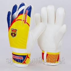 Вратарские перчатки 8-ка, 9-ка Барселона, Реал