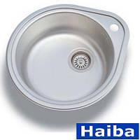 Кухонная мойка Haiba HB50*44- decor