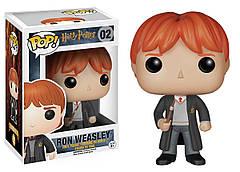 Фигурка Funko Pop Гарри Поттер Ron Weasley Harry Potter 10 см HP PW 02