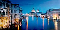 Фотокартина Вечерняя Венеция Гранд канал