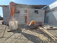 Измельчитель древесины, веток, дробилка для дерева до 220мм