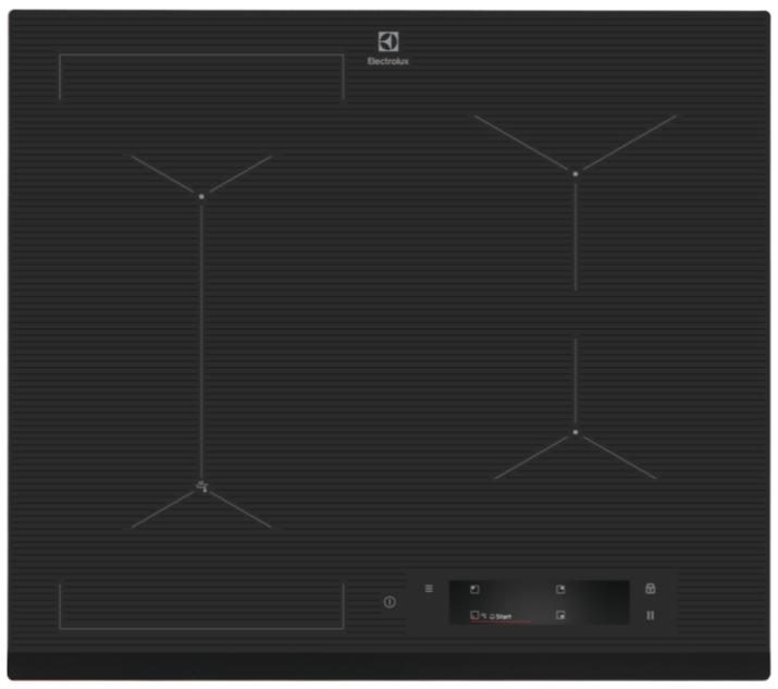 Индукционная варочная панель Electrolux EIS6448