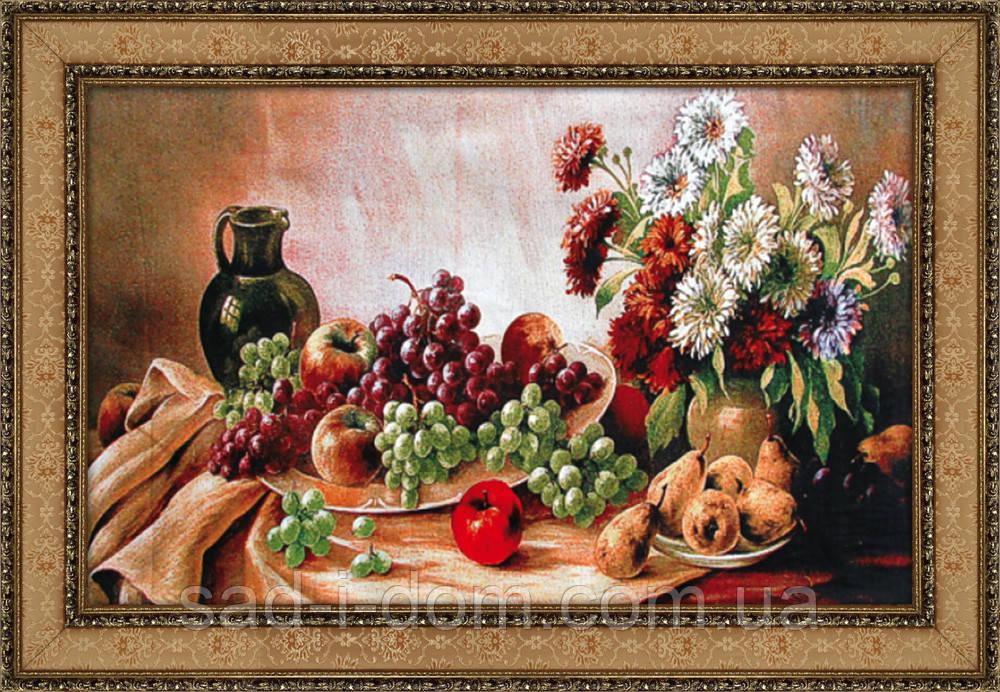 Гобеленовая картина Натюрморт 80x120 см