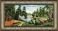 Гобеленовая картина Декор Карпаты 60*120 см