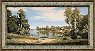 Гобеленовая картина Декор Карпаты  Тропинка у озера 70*140 см