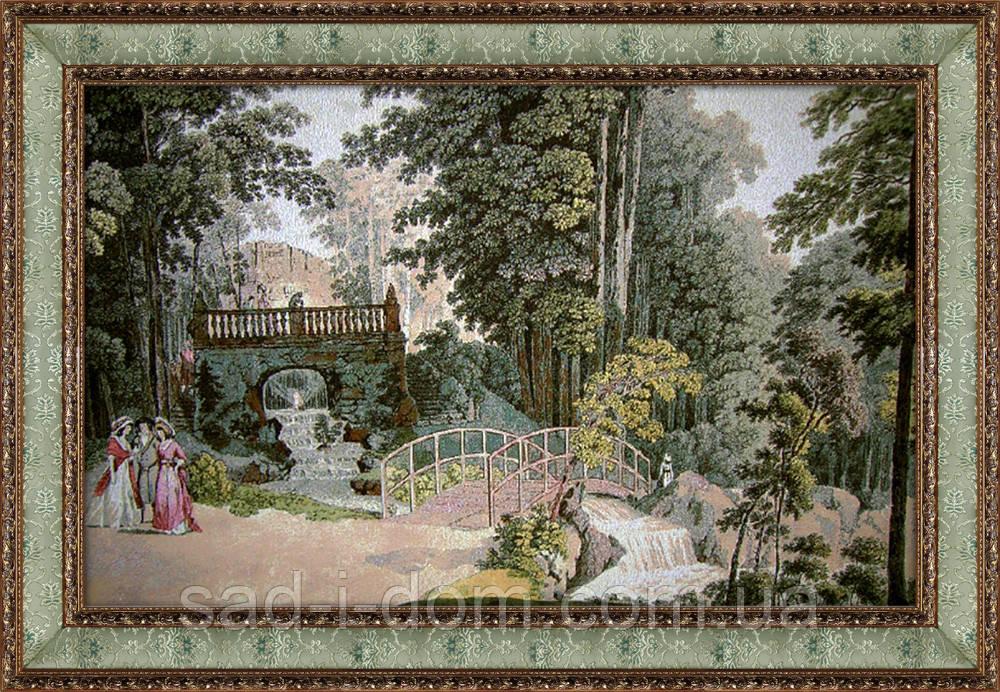 Гобеленовая картина Дворцовый тайны 80*120 см