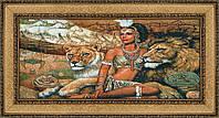 Гобеленовая картина Декор Карпаты 60x120 см