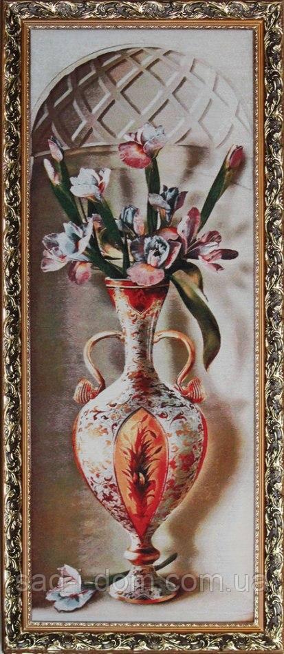 Гобеленовая картина Декор Карпаты 40*100 см