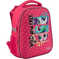 Рюкзак школьный каркасный Kite Education My Little Pony Литл Пони (LP19-531M)