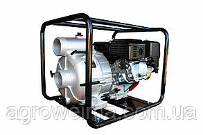 Мотопомпа бензиновая, для грязной воды  WEIMA WMPW80-26  (78 КУБ.М/ЧАС)