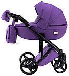 Коляска Adamex Luciano Q12 фиолетовый, фото 3