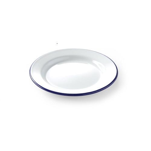 Тарелка мелкая эмалированная, ø240 мм 621233 Hendi (Нидерланды)