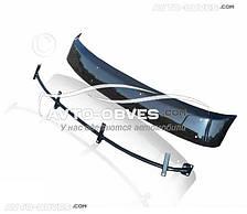 Козырек ветрового стекла солнцезащитный для Мерседес-Бенц Спринтер 2006-2013 (установка на кронштейны)