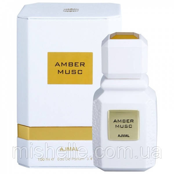 Парфум унісекс Ajmal Amber Musc (Аджмал Амбер Муска)