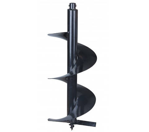 Бур для мотобура 300мм, 80см (шнек), фото 2