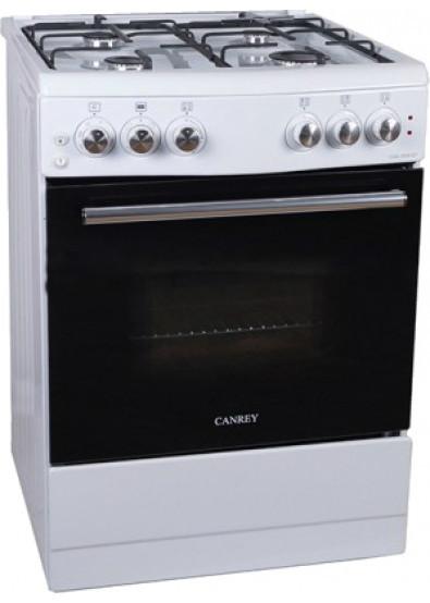 Плита комбинированная Canrey CGEL 6040 GT (white)