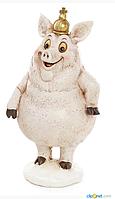 Декоративная фигурка Свинка 13.5см, фото 1