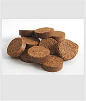 Кокосові таблетки: d-40мм, 60шт/уп