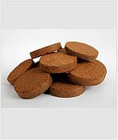 Кокосові таблетки: d-60мм, 20шт/уп