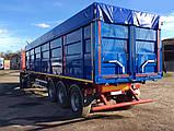 Тент ПВХ - Германия 680 г/м2 для зерновозов, самосвалов, фото 2