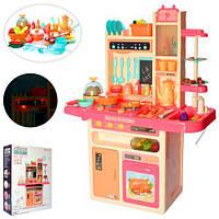 Кухня 889-162 высота 94см  94-71-28см, плита, холодильник, продукты,мойка,посуда,муз,зв,св,бат,кор