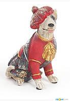 Декоративная фигура Собака 15см