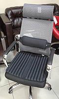 Ортопедическая подушка EKKOSEAT под спину для кресла руководителя