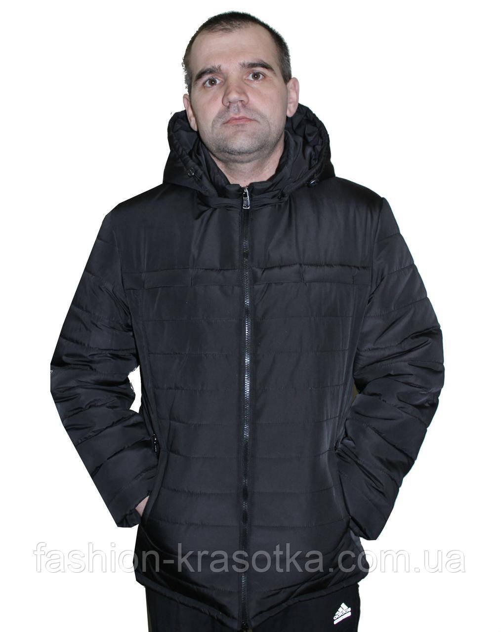 Мужская демисезонная куртка,размеры:48,50,52,54,56,58,60,62.