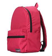 Городской рюкзак Hike (бордовый), фото 1