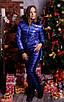 "Женский зимний костюм ""Luxury"" - тройка на синтепоне большого размера 38-82рр, фото 2"