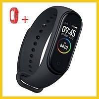 Фитнес-браслет Mi Smart Band 4 + подарок цветной ремешок