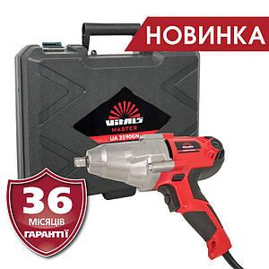 Гайковерт сетевой 0,9 кВт, 350 Нм, Латвия Vitals Master UA 3590GN