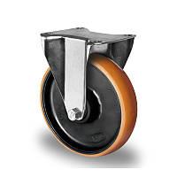 Неповоротное колесо диаметр 125 мм полиамид/полиуретан шариковый подшипник нагрузка 300 кг