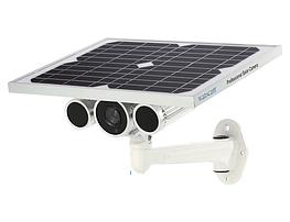 Уличная Wi-Fi IP камера на солнечной батарее Wanscam HW0029-5 2MP FHD