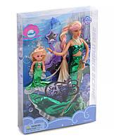Кукла Defa русалки с меняющим цветом волос (21011)