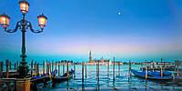 Фотокартина Венеция вечерний пирс