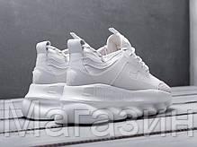 Мужские кроссовки Versace Chain Reaction White Версаче белые, фото 3