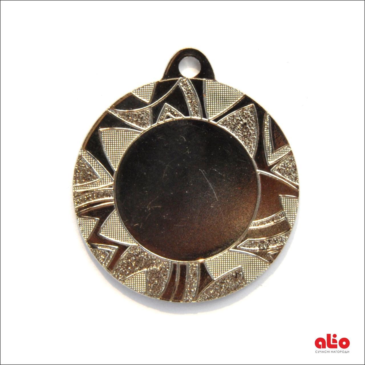 Медаль Д257 серебро 40 мм