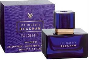 Женская туалетная вода David & Victoria Beckham Intimately Beckham Night - 75 мл