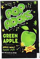Шипучая карамель Pop Rocks Green Apple