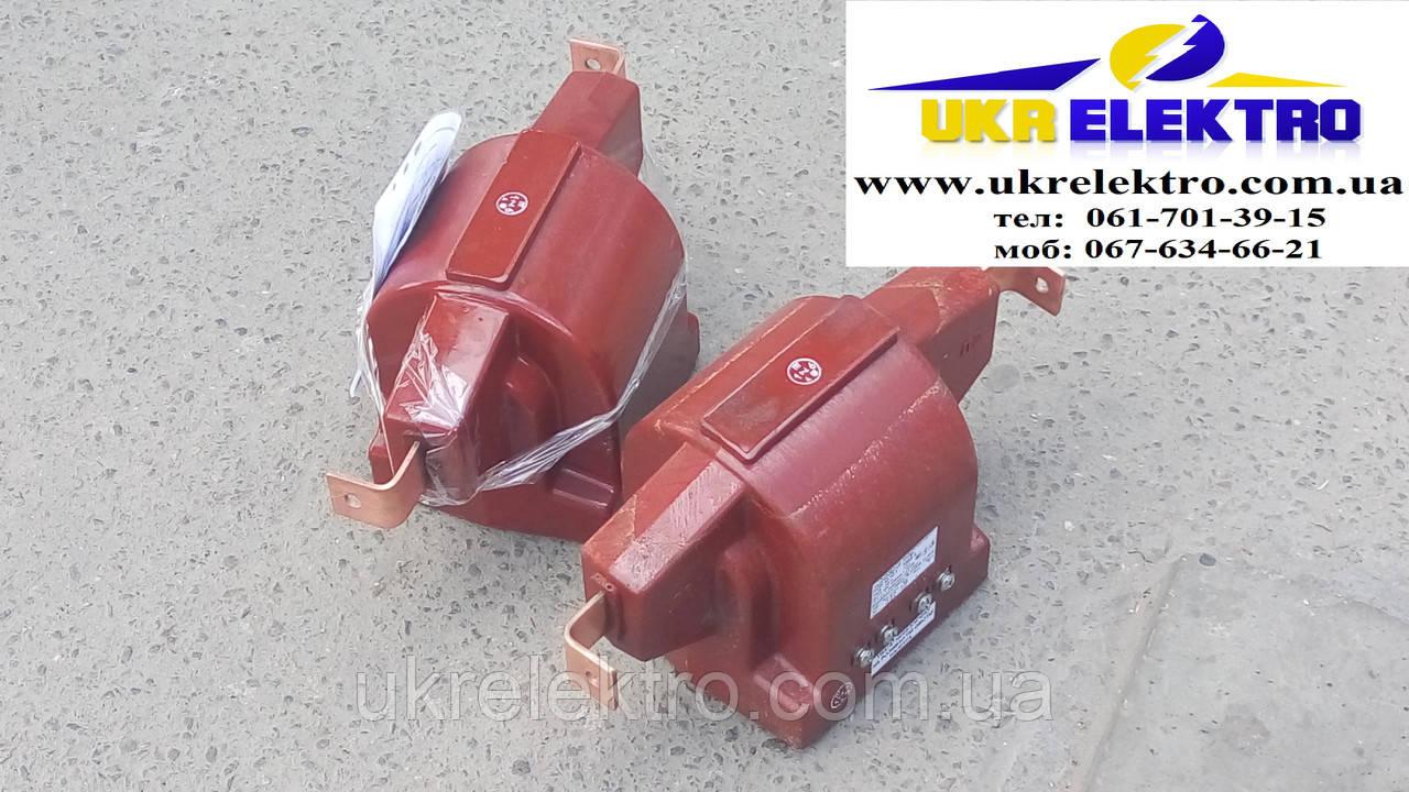 Трансформатор тока ТПЛУ 10 600/5 0,5s/10p