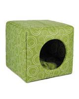Домик Природа Кубик, хлопкотовая ткань, 40х40х37 см
