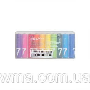 Батарейки Xiaomi Rainbow ZI7 Alkaline 1.5V-S2 AAA / LR03 (10 шт.)