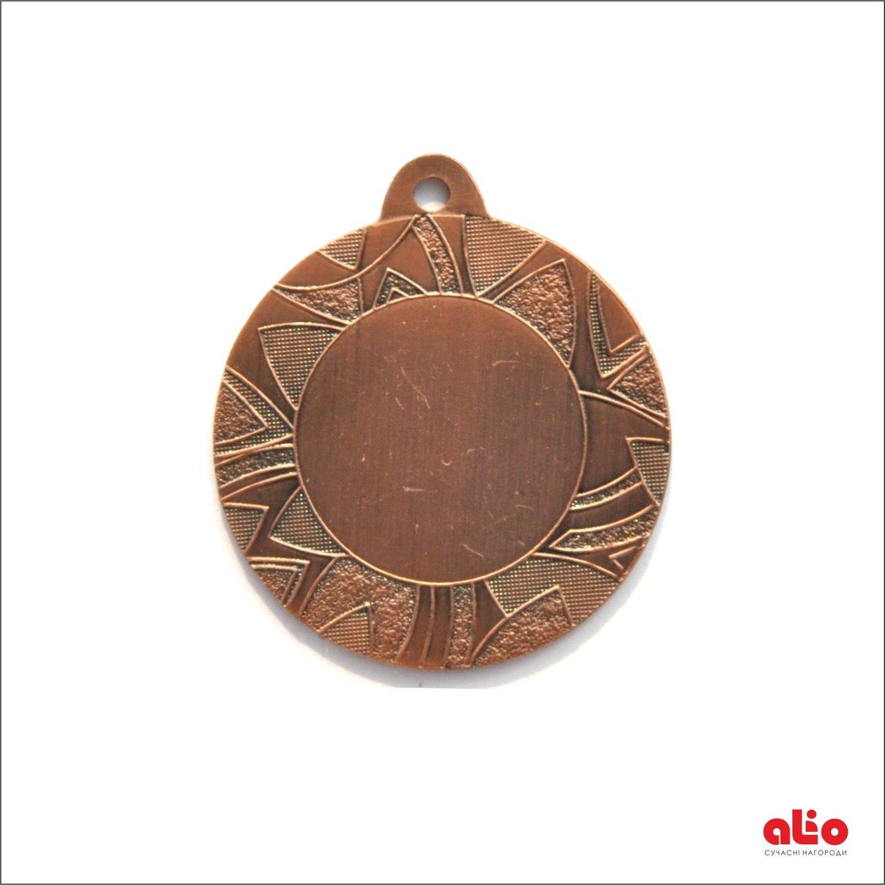 Медаль Д257 бронза 40 мм